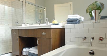 Beach House Master Bath
